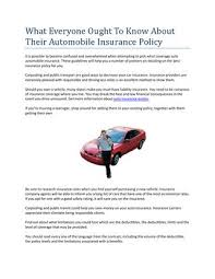 Automobile Insurance Quotes Awesome Auto Insurance Quotes By Polash Islam Issuu
