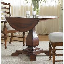 Hooker Furniture Waverly Place Round Drop Leaf Pedestal Table 366 75