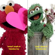 Ross, who sported a stylish neon turtleneck, said she'd been spending her days knitting and walking on the treadmill. Happy Valentine S Day From Sesame Street Imgur