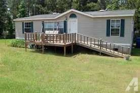 $83500 3 Bedroom 2 Bath Mobile Home On 3.7 Acres Land