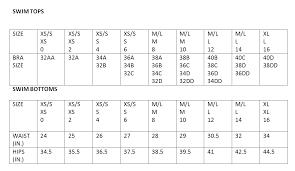 34dd Size Chart Size Chart Sharnel Guy