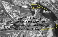 Image result for Lake Flush Pin Hole Lake George