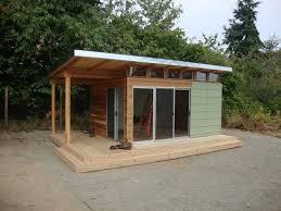 backyard office prefab. prebuilt sheds this gallery contains a 12 x 16 prefab coastal modern shed backyard office