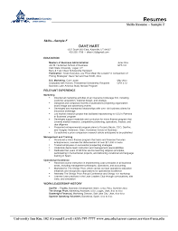 resume example skills special resume and abilities examples cover cover letter resume example skills special resume and abilities examplesresume examples of skills