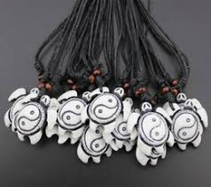 Carved Turtle Pendants Online