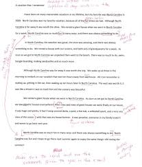 college examples of autobiography essays examples of college
