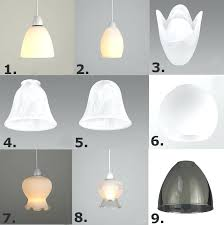 replacement glass for ceiling fan light awesome replacing lamp shades set of 3 intended 6