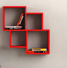 it simple modern wall shelf