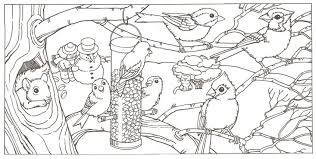 Small Picture Winter Color Pages Bebo Pandco Coloring Coloring Pages