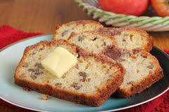 Image result for apple nut bread