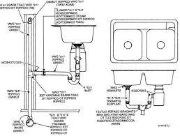 kitchen sink drain pipe size images bathroom plumbing diagram