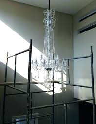 chandelier for high ceiling chandeliers for high ceilings chandeliers for high ceilings medium size chandeliers high