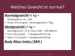 BMI, tabelle body Mass Index ) Frau