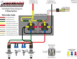 headlight relays timbo s vw technotes diagrams