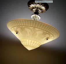 antique victorian art deco semi flush mount vintage ceiling lamp light throughout elegant artistic lighting fixtures artistic lighting fixtures