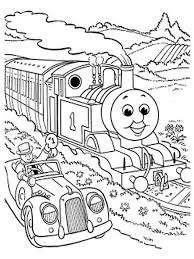 Epic Thomas And Friends Coloring Pages 78 With Additional Download ...