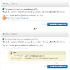 Access Key Aws Access Key And Secret Access Key Creation And Management