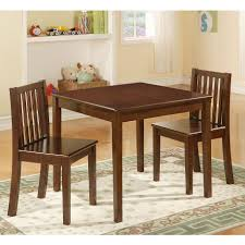 Big Lots Kitchen Table Sets 3 Piece Wood Kiddie Table Chair Set At Big Lots Kid Stuff