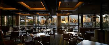 BLACK By Ezard Main Dining The Star Sydney - Private dining rooms sydney