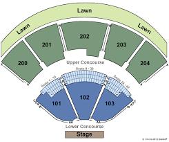 Shoreline Seating Chart Organized Shoreline Amphitheatre Seating Chart Seat Numbers
