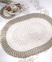 Free Crochet Placemat Patterns