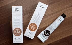 Revlon Nutri Color Creme 812 713 621 Revlon Color Ash Hair