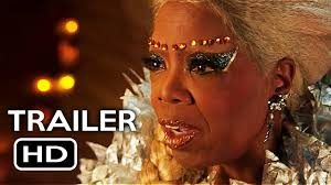 A Wrinkle in Time Official Trailer #1 (2018) Oprah Winfrey, Chris ...