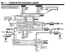 ford explorer turn signal wiring diagram meetcolab 1995 ford explorer trailer shorted any turn signals or brake lights 1101 x 900