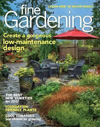 fine gardening magazine. Wonderful Gardening Fine Gardening  MayJune 2017 In Magazine