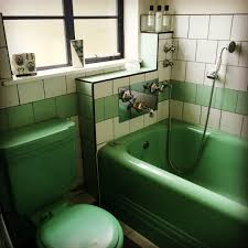 1930s Bathroom Retro Retreat The Control Tower Roots And Toots