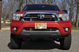 2012 Toyota Tacoma Trd T / X Baja Folding Side Steps Tonneau Cover ...