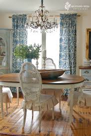 country cottage dining room. FRENCH COUNTRY COTTAGE: {Inspiration} Feeling Blue · Dining Room Country Cottage Y
