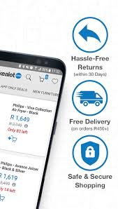 Takealot line Shopping App Android Apps on Google Play