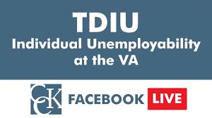 Tdiu How To Get Va Individual Unemployability