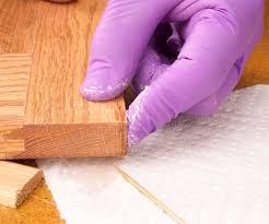 how to repair ed wood
