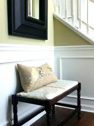 foyer coat rack entryway benches with storage and bench seat plans racks