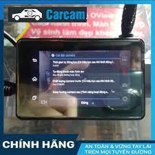Camera Hành Trình Ô Tô A8 Carcam Android 4G WiFi - Định Vị Giám Sát Từ Xa -  Ghi Hình Cùng Lúc Trước & Sau
