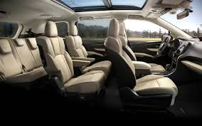 2019 subaru ascent with warm ivory leather