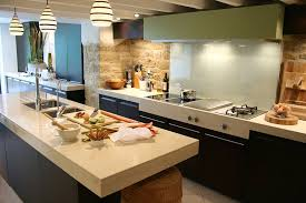 Small Picture Modern Kitchen Interior Home Design Decor Et Moi