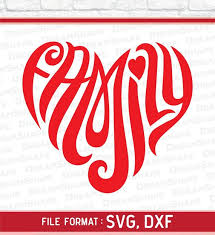 Love Family SVG Files Love Family Quotes Cut File Love SVG Etsy New Family Quotes Love