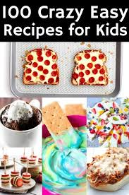 The salmon is marinated in a mixture of soy sauce, brown sugar, garlic and ginger powders, and cornstarch and then baked. 100 Crazy Easy Recipes For Kids The Taylor House Easy Meals For Kids Kids Cooking Recipes Baking With Kids