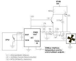 pwm fan wiring wiring diagram libraries pwm cooling fan wiring diagram wiring diagrams bestcircuit makes pwm fan drive linear temperature change