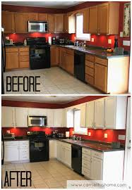 cabinet refinishing panies sears kitchen cabinet refacing is it with should i paint reface my