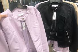 faux leather jackets only 20 at new york company