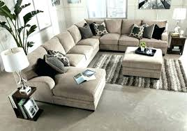 oversized leather sectional sofa. Brilliant Oversized Oversized Leather Sectional Couches  For Small Spaces Gray Intended Oversized Leather Sectional Sofa T