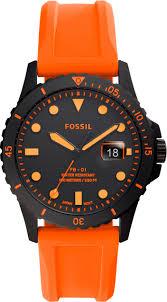 <b>Мужские</b> наручные <b>часы Fossil FS5686</b> кварцевые