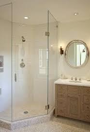 small corner shower nestledco