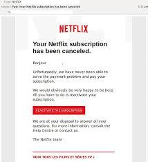 Phishing Scam Netflix Phishing Scam Empties Australian Users Bank