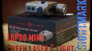 Sightmark Laser Light Combo Review Lopro Mini Green Laser Light Sightmark