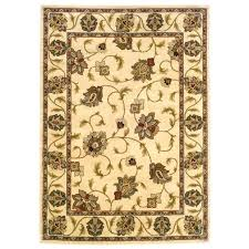 nature area rugs photo of oriental weavers of ivory indoor nature area rug common 5 x